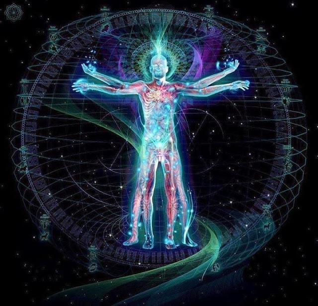 Conexión hombre y universo