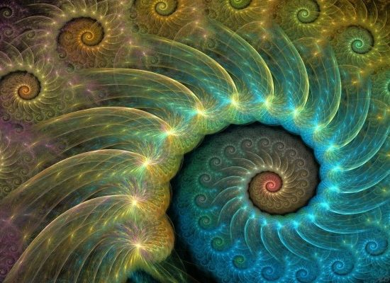 Matemáticas fractales