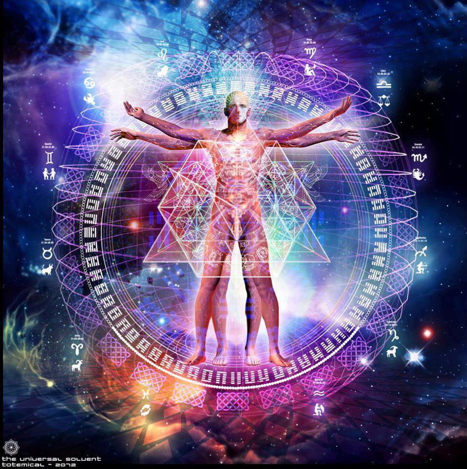Meridiány - Unidad hombre & universo