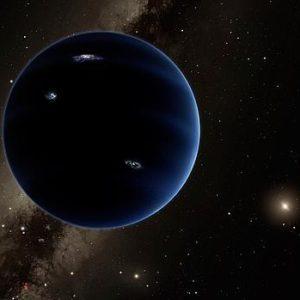 Nasa found a nineth planet?