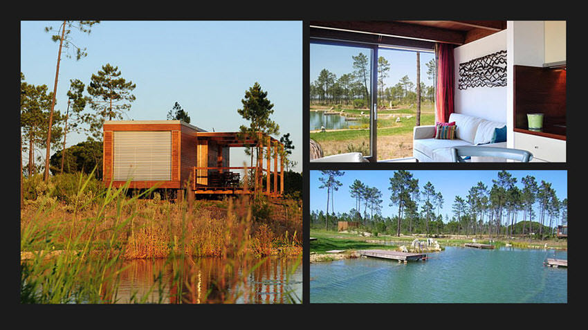 Cocoon Eco Design Lodges, Portugal