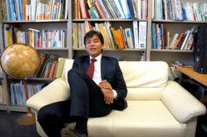 ASPUnivNET. Profesor Daisuke Onuki (Tokai University, JAPAN).