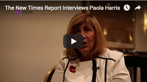 Interview Paola Harris