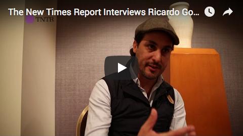 TNTR entrevista a Ricardo González