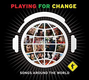 Canciones Playing for the Change.