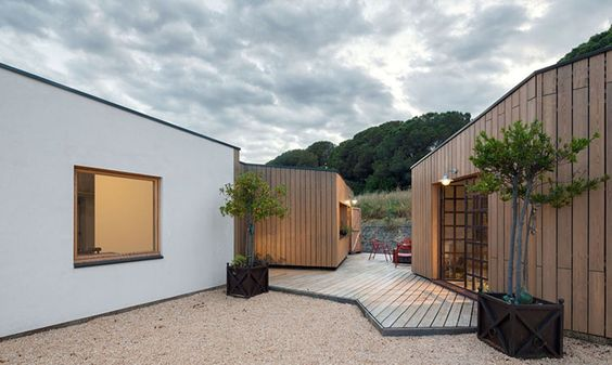 Passivhouse construcción respetuosa con el Medio Ambiente
