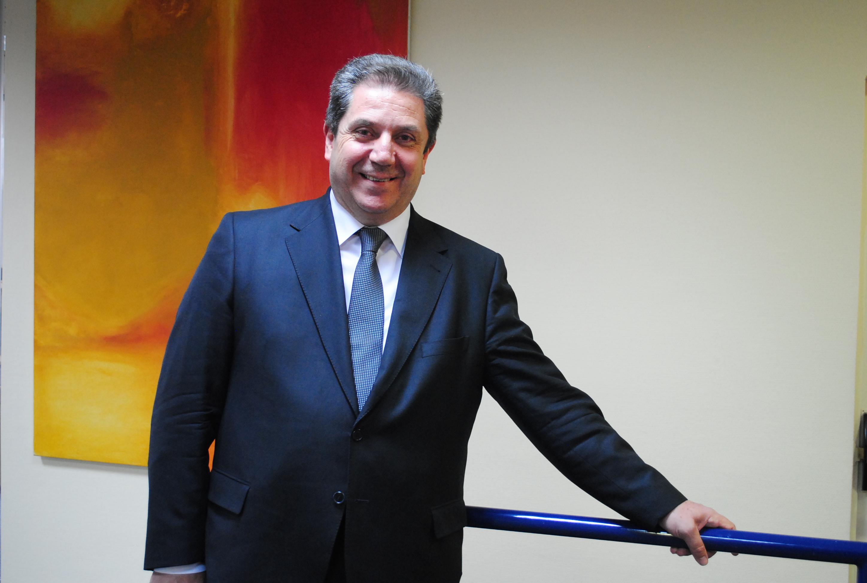 Joan Antoni Melé. Imagen recogida en la web avina.net